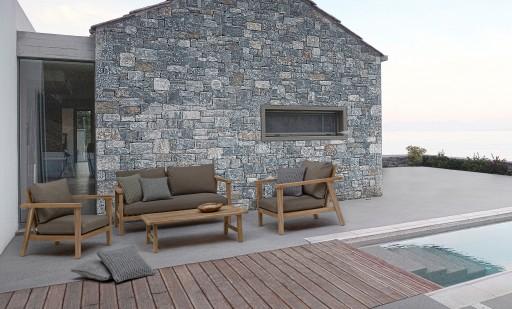 Set mobilier de exterior Ximena Bizzotto