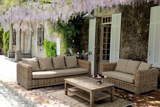 Set mobilier de exterior Fortaleza Bizzotto