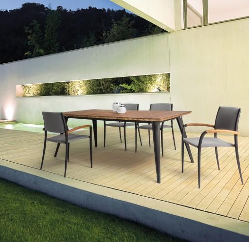 Scaune si masa pentru exterior Catalina Bizzotto