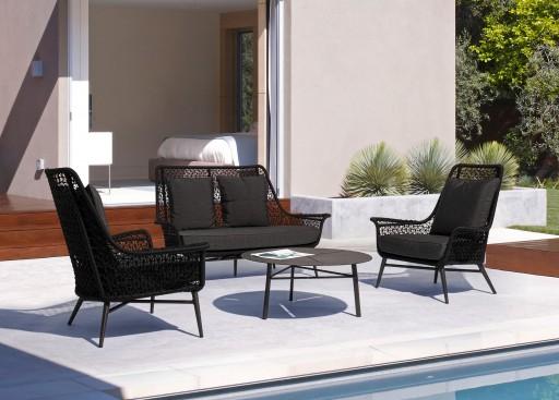 Set masa si scaune pentru exterior Cristobal