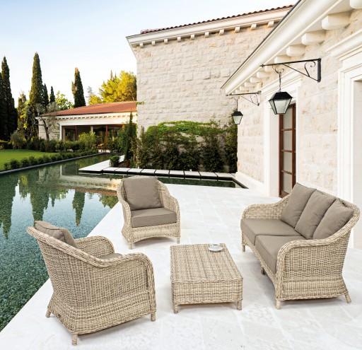 Set mobilier de exterior Aditya Bizzotto