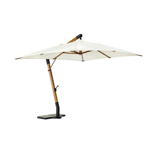 Umbrela de gradina Capua 3x3