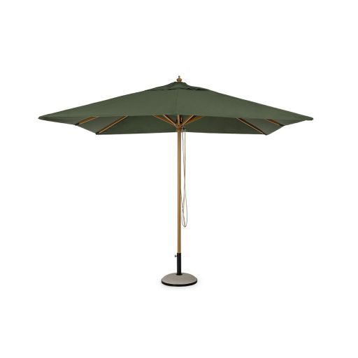 Umbrela de gradina Eclipse 3x3