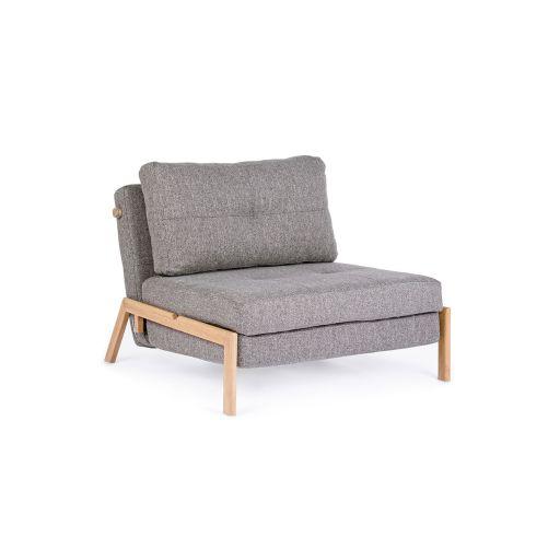 Canapea extensibila Hayden Grey