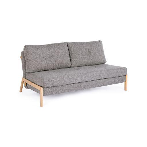 Canapea extensibila 2 locuri Hayden Grey