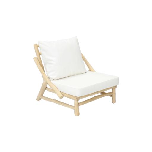 Lounge Tulum cu un singur loc