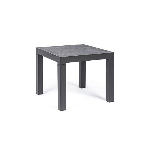 Masuta Kledi 50x50 Charcoal