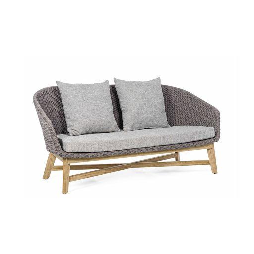 Canapea cu 2 locuri Coachella Stone