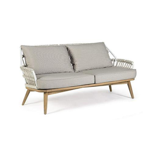 Canapea cu 2-3 locuri Kera Grey