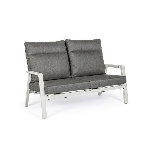 Canapea cu 2 locuri Kledi Lunar