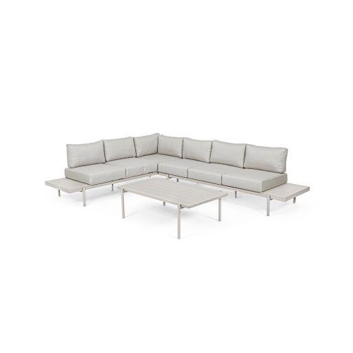 Set mobilier de exterior Kendal
