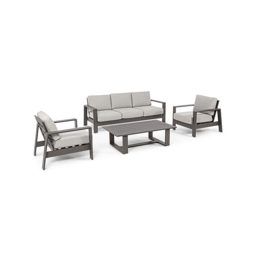 Set mobilier de exterior Baltic Coffee